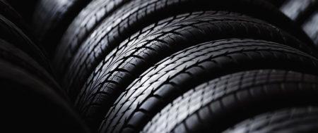 Com'è fatto uno pneumatico: materiali, elementi e componenti delle gomme per auto